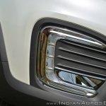Renault Captur test drive review LED DRLs