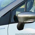 Renault Captur test drive review ORVM
