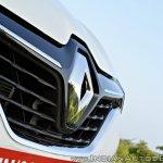 Renault Captur test drive review grille