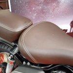 Royal Enfield Classic 350 Gunmetal Grey Autobics seats