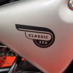 Royal Enfield Classic 350 Gunmetal Grey Autobics toolbox