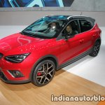 Seat Arona FR front three quarters at IAA 2017