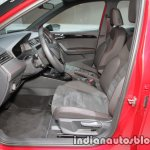 Seat Arona FR interior at IAA 2017