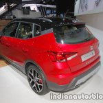 Seat Arona FR rear three quarters at IAA 2017