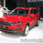 Skoda Karoq showcased at IAA 2017