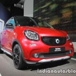 Smart forfour crosstown edition at IAA 2017