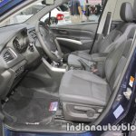 Suzuki S-Cross interior at IAA 2017