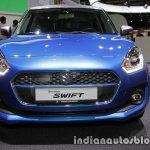 Suzuki Swift Dual Tone at IAA 2017 Frankfurt front view