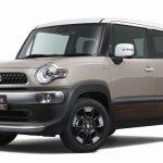 Suzuki Xbee Outdoor Adventure concept front three quarters