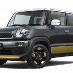 Suzuki Xbee Street Adventure concept front three quarters