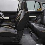 Suzuki Xbee concept cabin