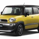 Suzuki Xbee concept front three quarters