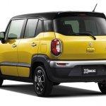 Suzuki Xbee concept rear three quarters