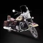 UM Renegade Commando Classic Copper studio shot front right quarter