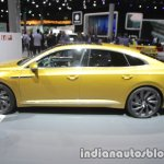 VW Arteon R-Line profile at IAA 2017
