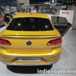 VW Arteon R-Line rear at IAA 2017