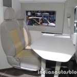 Volkswagen California XXL Concept table and chair