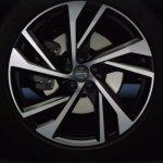 Volvo XC40 leaked alloy wheel