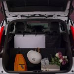 Volvo XC40 leaked boot space