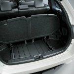 2015 Toyota Corolla Fielder boot