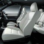 2015 Toyota Corolla Fielder cabin