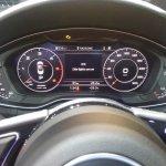 2017 Audi A5 Cabriolet Audi virtual cockpit