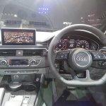 2017 Audi A5 Cabriolet dashboard driver side