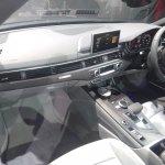 2017 Audi A5 Cabriolet dashboard left side