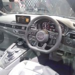 2017 Audi A5 Cabriolet dashboard right side