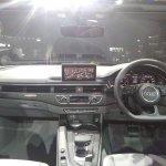 2017 Audi A5 Cabriolet dashboard