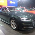 2017 Audi A5 Cabriolet front three quarters right side