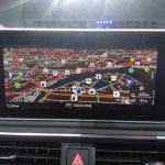 2017 Audi A5 Cabriolet infotainment system display