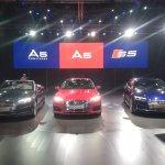 2017 Audi A5 Sportback, 2017 Audi S5 Sportback and 2017 Audi A5 Cabriolet India launch