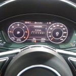 2017 Audi A5 Sportback Audi virtual cockpit
