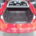 2017 Audi A5 Sportback boot