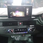 2017 Audi A5 Sportback centre console