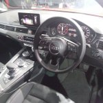 2017 Audi A5 Sportback dashboard right side