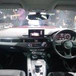 2017 Audi A5 Sportback dashboard