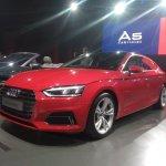 2017 Audi A5 Sportback front three quarters