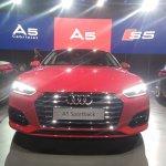 2017 Audi A5 Sportback front