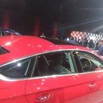 2017 Audi A5 Sportback greenhouse