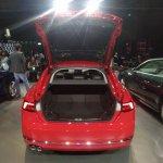 2017 Audi A5 Sportback hatch lid open