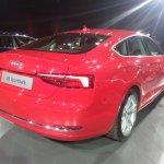 2017 Audi A5 Sportback rear three quarters right side