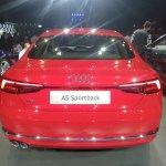 2017 Audi A5 Sportback rear