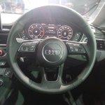 2017 Audi A5 Sportback steering wheel