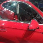 2017 Audi A5 Sportback window