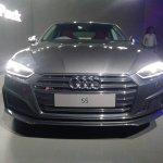 2017 Audi S5 Sportback front