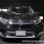 2017 Honda CR-V front at 2017 Tokyo Motor Show