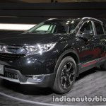 2017 Honda CR-V front three quarters at 2017 Tokyo Motor Show