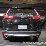 2017 Honda CR-V rear at 2017 Tokyo Motor Show